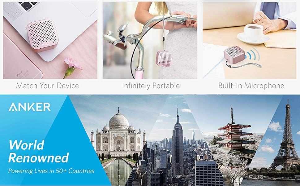 Anker Soundcore Nano Bluetooth Speaker (1)