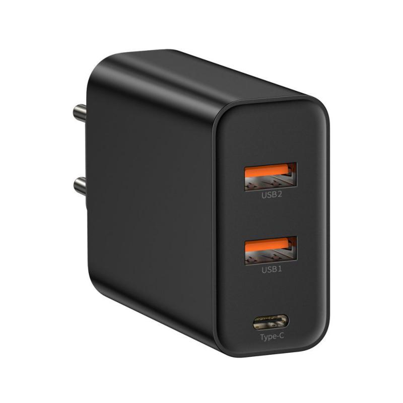 Baseus 60w Pps Quick Charge 4 0 3 0 Pd 3 0 Fast Charger (9)