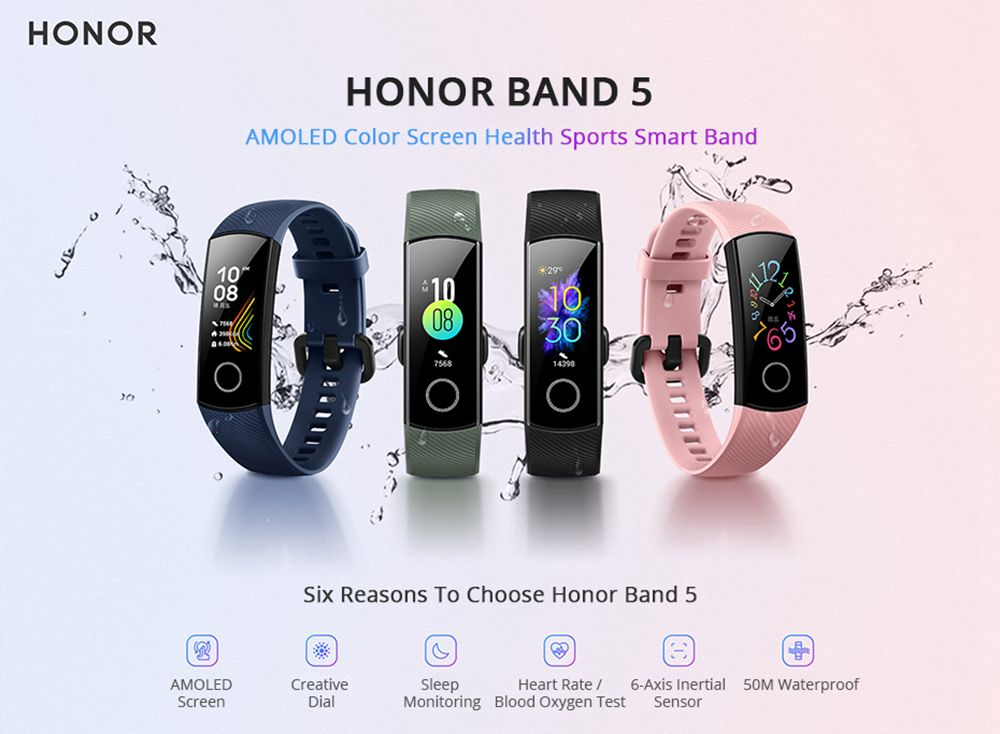 Huawei Honor Band 5 Smartwatch (5)