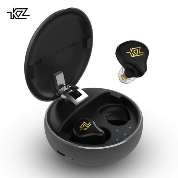 Kz T1 Tws Wireless Touch Control Earphones (5)