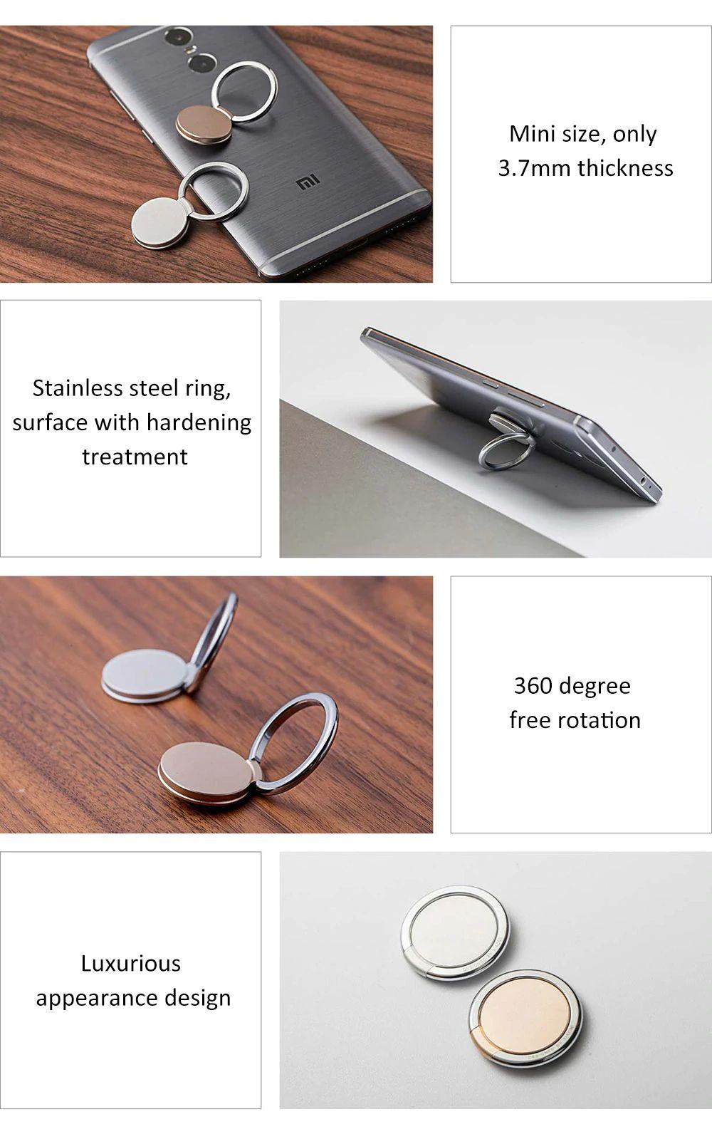 Mi Home Ring Holder Phone Bracket Stand (1)
