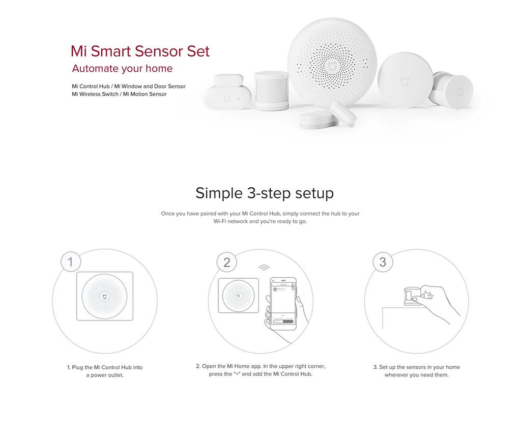 Mi Smart Sensor Set (3)