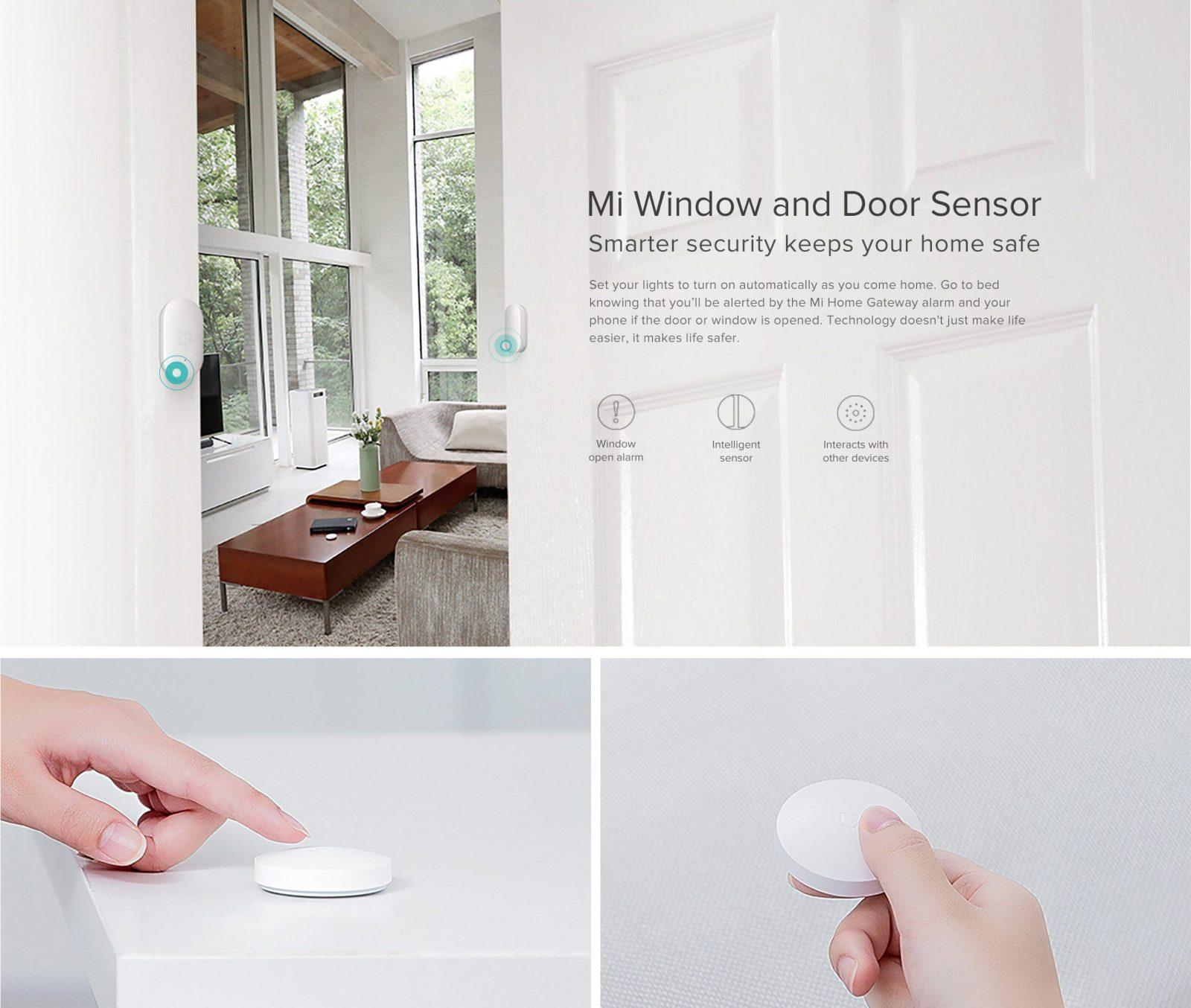Mi Smart Sensor Set (4)