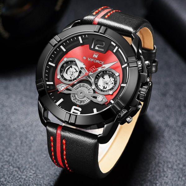 Naviforce 9168 Luxury Men Watch (1)