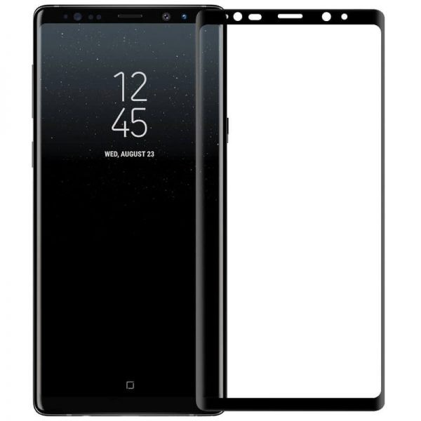Nillkin Samsung Galaxy S9 Amazing 3d Cp Max Tempered Glass Screen Protector (3)