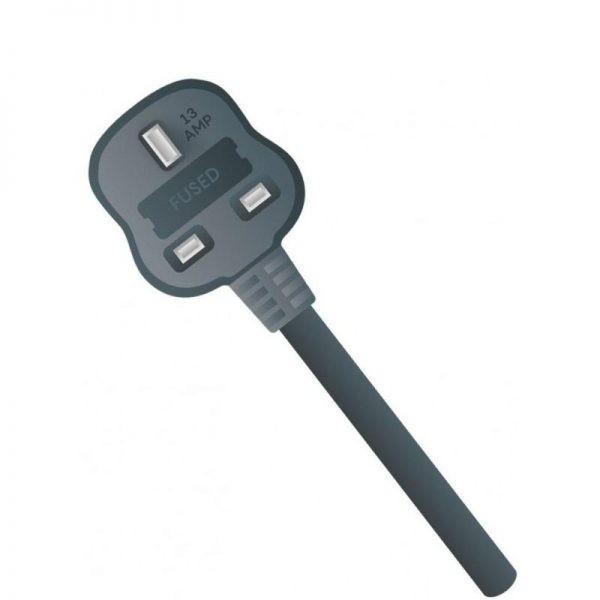 Porodo 4 Usb Port Qc 3 Power Sockets 10a (2)