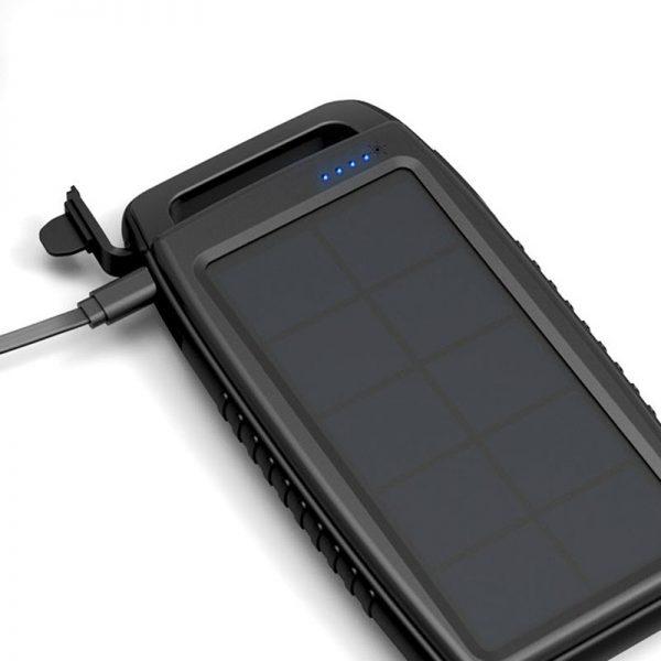 Ravpower 15000mah Solar Power Bank (1)