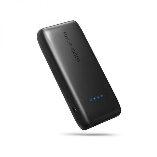 Ravpower Ace Series 12000mah Quick Charge Power Bank (1)