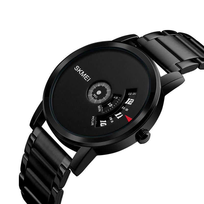 Skmei 1260 Metal Wrist Watch For Men (6)