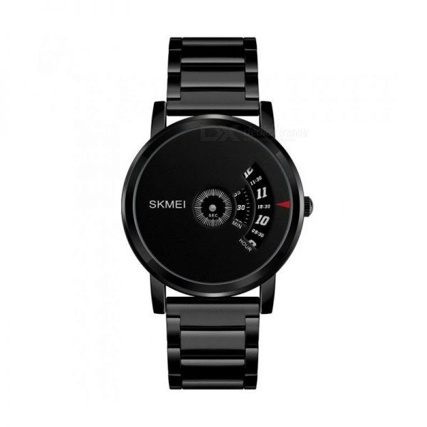 Skmei 1260 Metal Wrist Watch For Men (7)