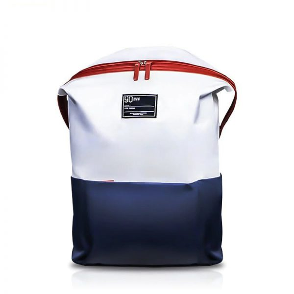 Xiaomi 90 Fun Lecturer Leisure Nylon Waterproof Backpack (5)