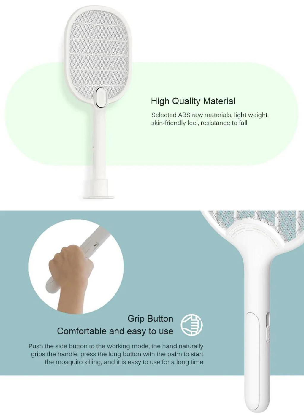 Xiaomi Mijia 3 Layers Mesh Mosquito Swatter Killer (2)