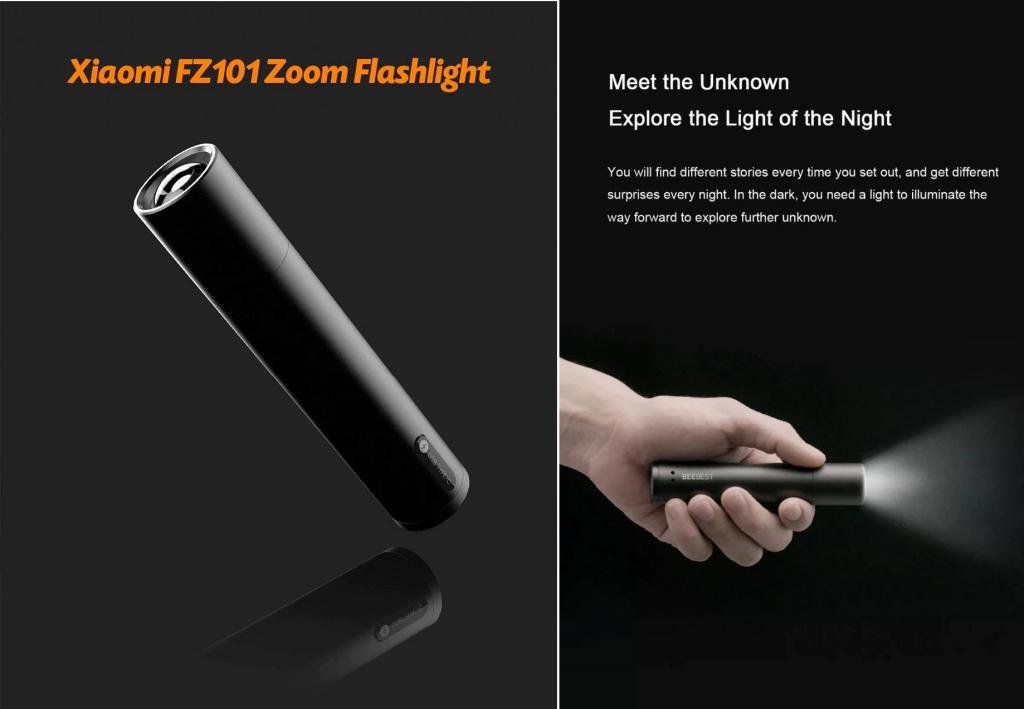 Xiaomi Mijia Beebest 100lm Flashlight (2)