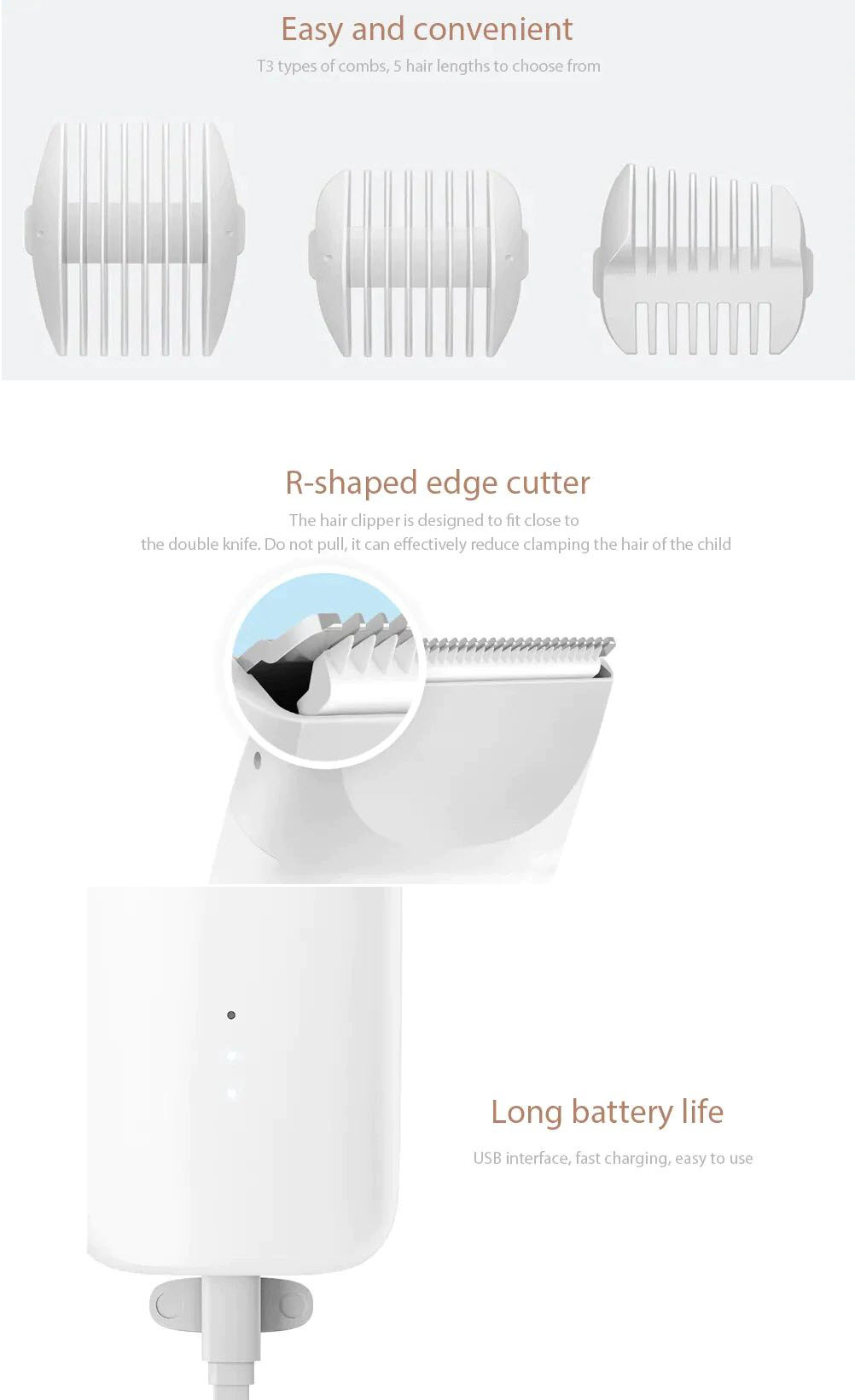 Xiaomi Mitu Razor Baby Hair Trimmer (1)