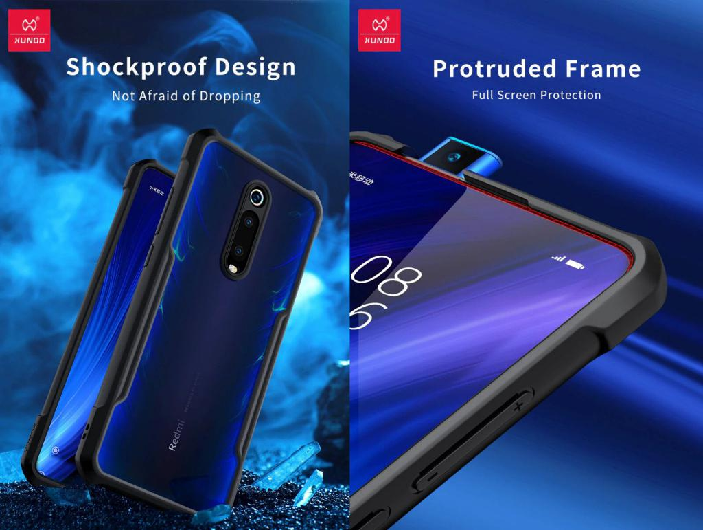 Xiaomi Shockproof Case For K20 Pro Mi9t (3)