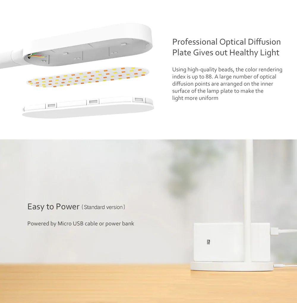 Xiaomi Yeelight Led Desk Lamp Rechargeable (4)
