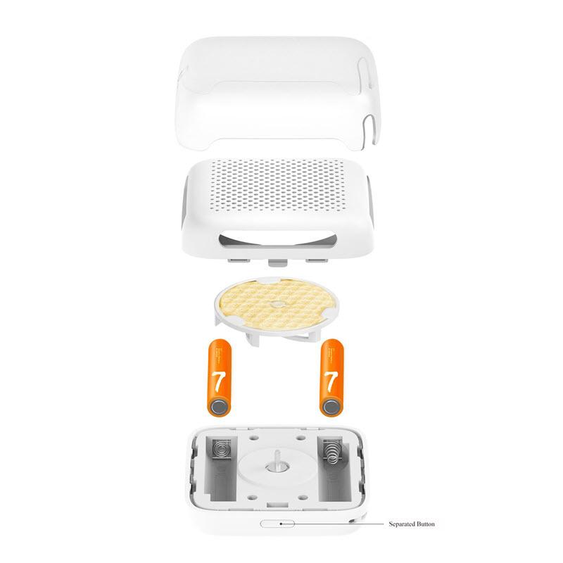 Xiaomi Zmi Portable Mosquito Repeller (3)