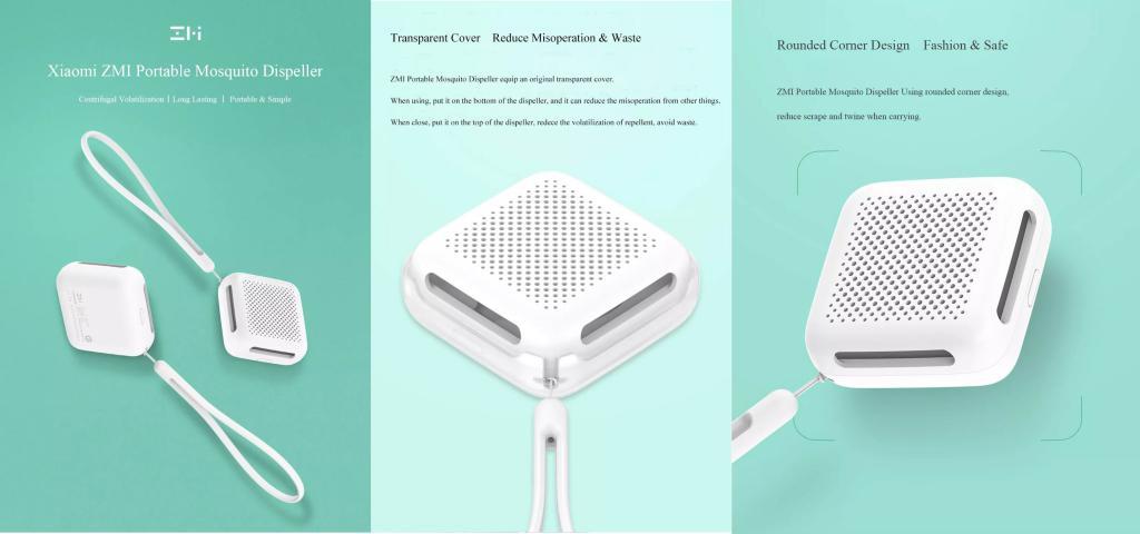 Xiaomi Zmi Portable Mosquito Repeller (5)