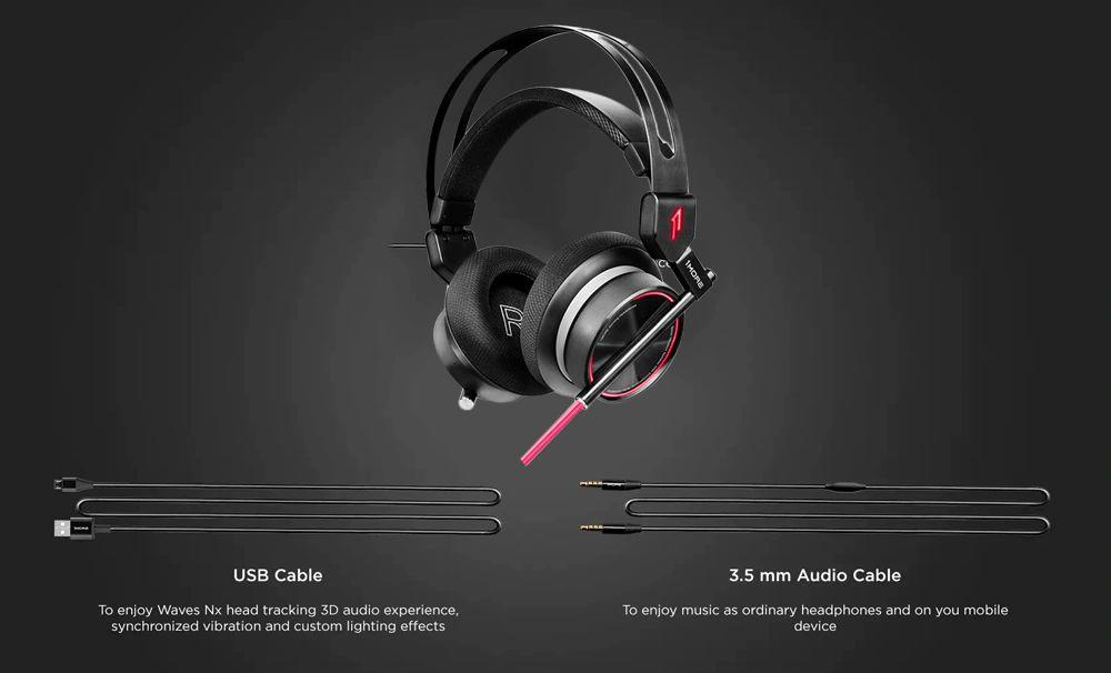 1more H1005 Spearhead Vr Gaming Headphones (5)