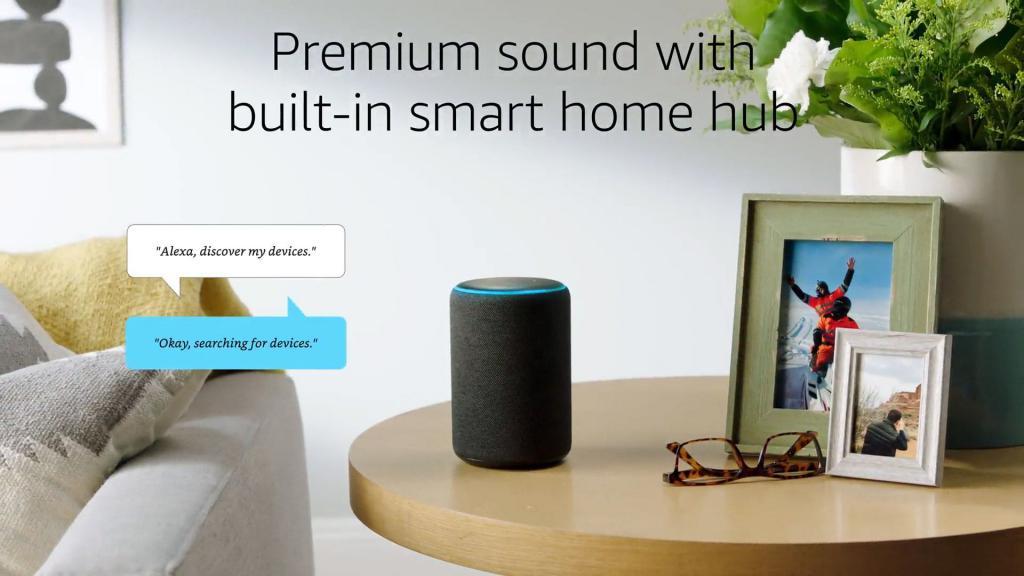 Amazon Echo Plus 2nd Gen Wireless Speaker (3)