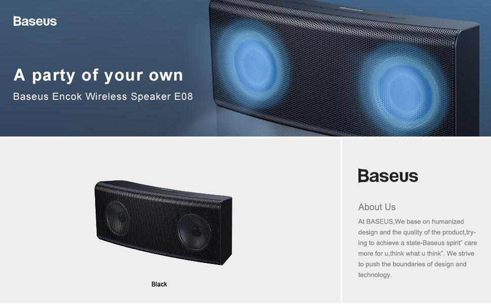 Baseus Encok E08 Wireless Speaker (2)