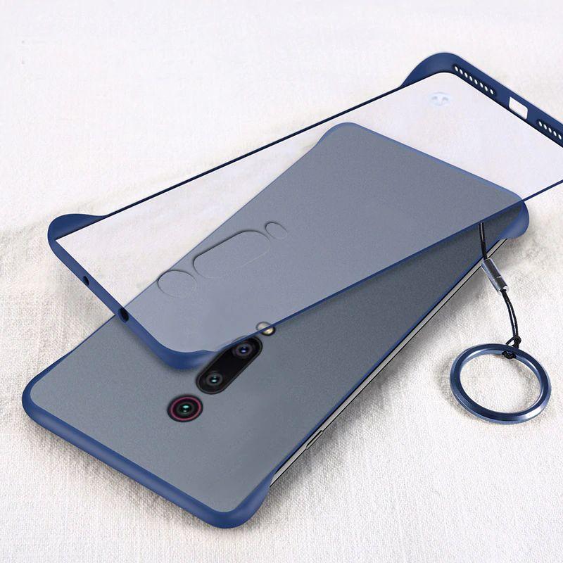 Frameless Transparent Case For Xiaomi Redmi K20 Mi9t Pro (1)