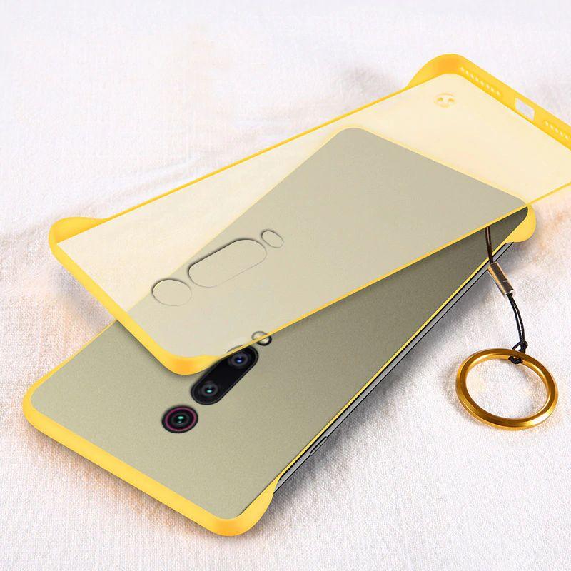 Frameless Transparent Case For Xiaomi Redmi K20 Mi9t Pro (2)