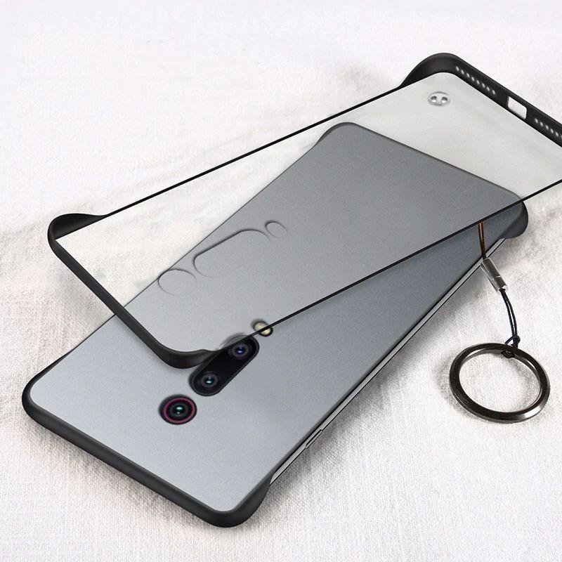 Frameless Transparent Case For Xiaomi Redmi K20 Mi9t Pro (5)
