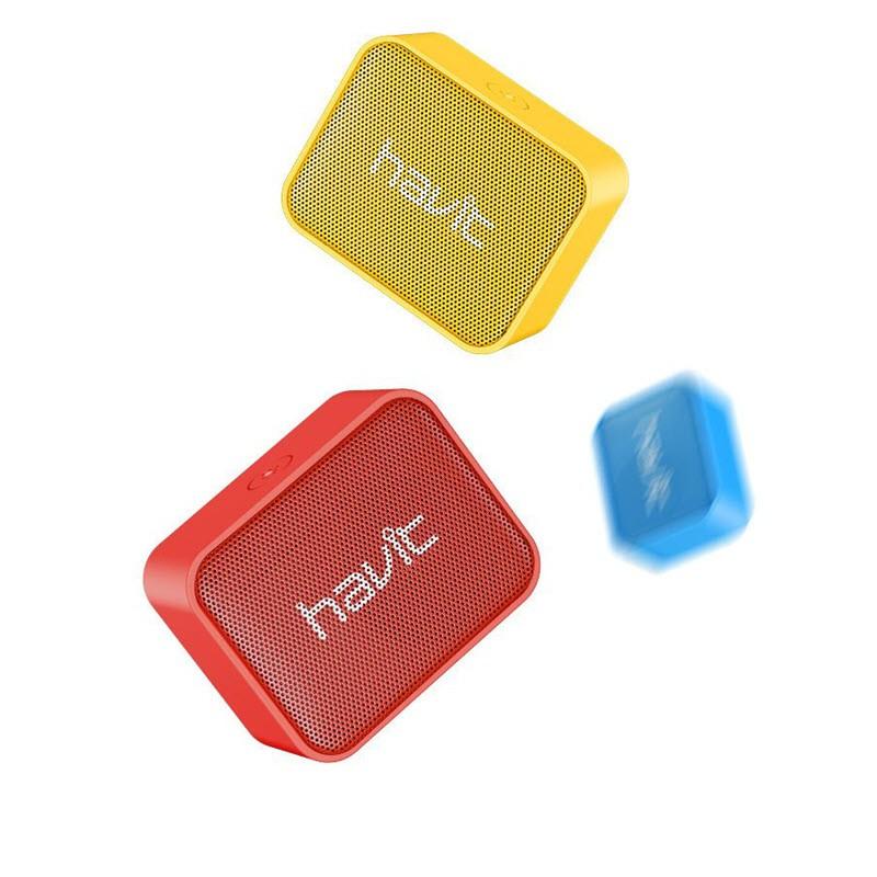 Havit Mx702 Portable Bluetooth Speaker (2)