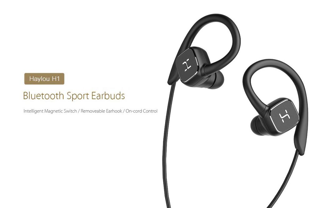 Haylou H1 Bluetooth Sports Earbuds (4)