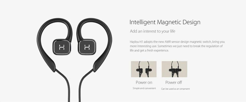 Haylou H1 Bluetooth Sports Earbuds (5)
