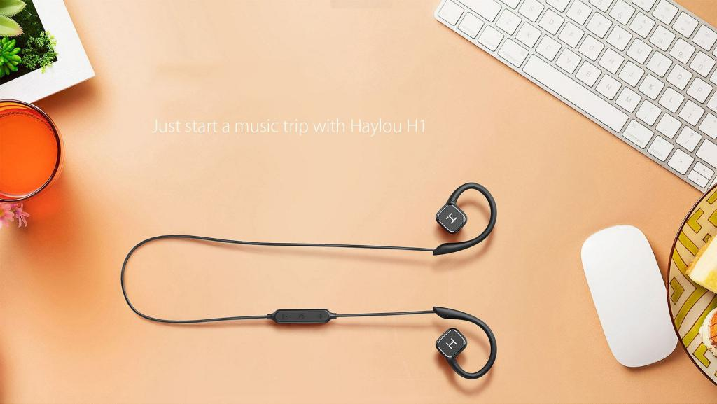 Haylou H1 Bluetooth Sports Earbuds (7)