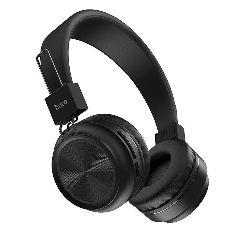 Hoco W25 Wireless Headphones With Mic (1)