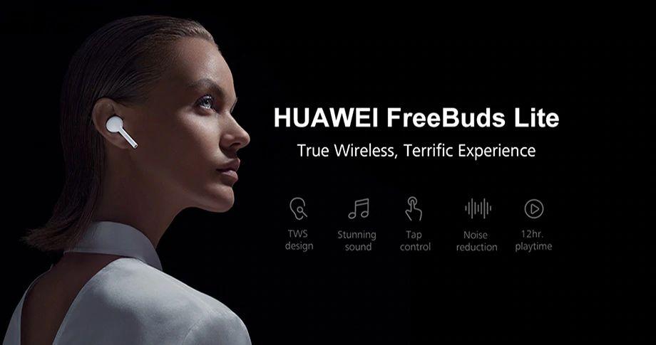 Huawei Freebuds Lite Wireless Earphones (1)