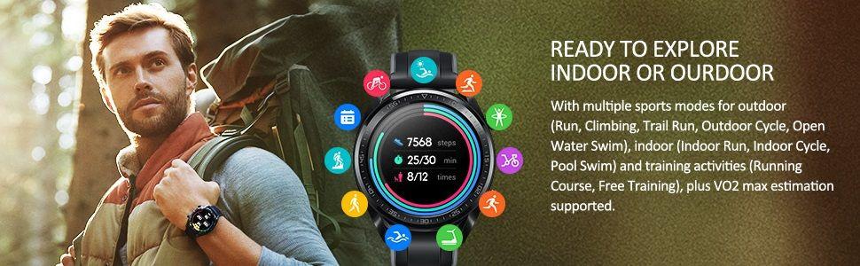 Huawei Watch Gt Sports Smartwatch (5)