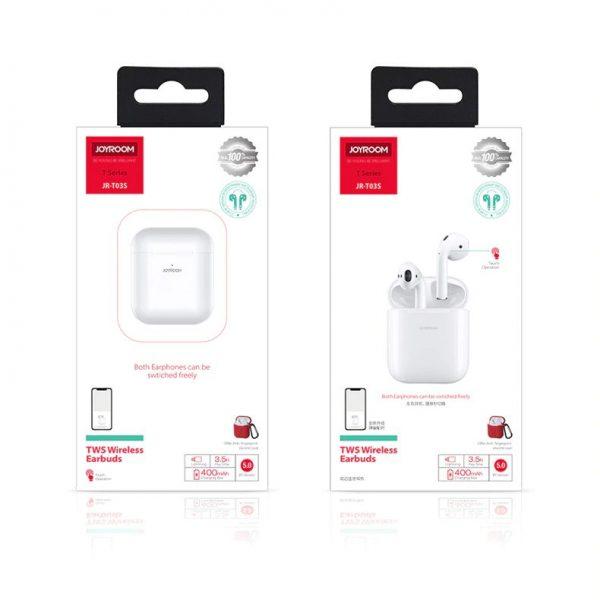 Joyroom Jr T03s Tws Bluetooth 5 0 Wireless Earbuds (2)