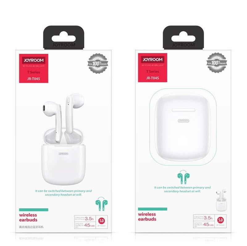 Joyroom Jr T04s Tws Bluetooth Earbuds (3)