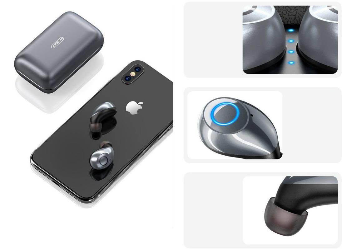 Joyroom Jr T07 Tws Bluetooth Earphones (5)