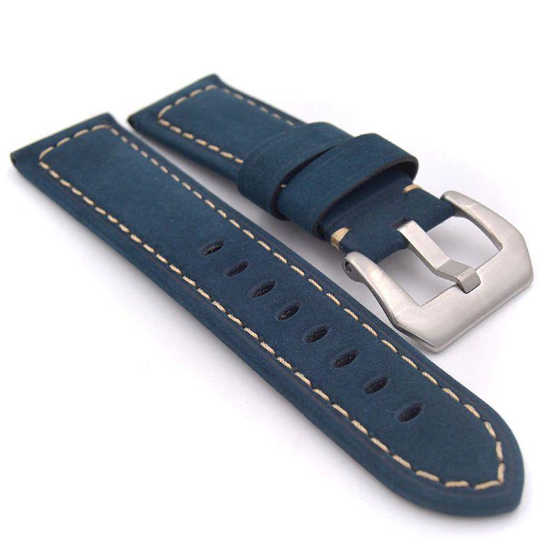 Leather Belt Watch Strap (6)
