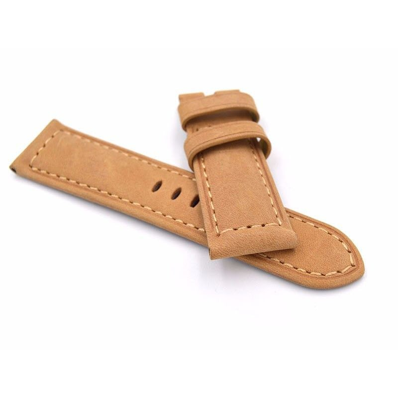 Leather Belt Watch Strap (7)