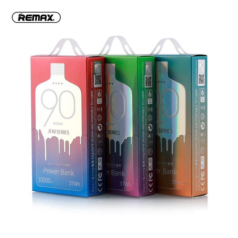Remax Jeni Bottle 10000mah Power Bank (3)