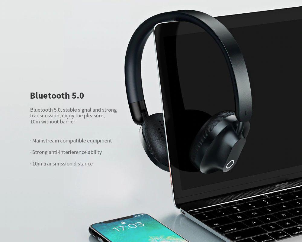 Remax Rb 550hb Bluetooth V5 Wireless Headphones (1)