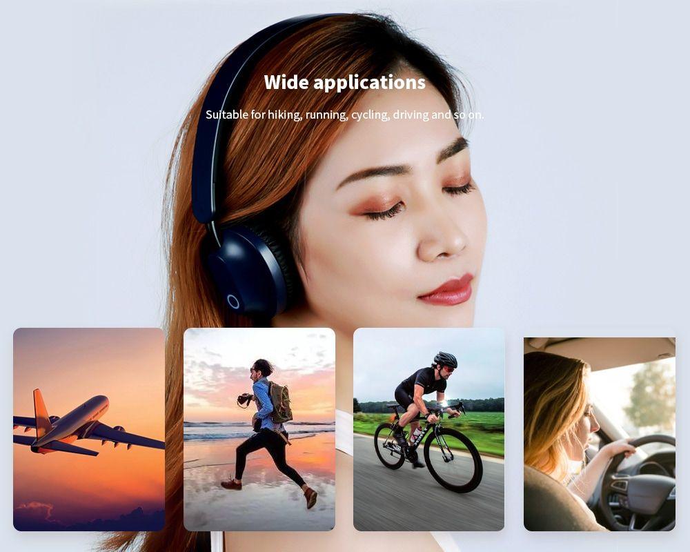 Remax Rb 550hb Bluetooth V5 Wireless Headphones (4)