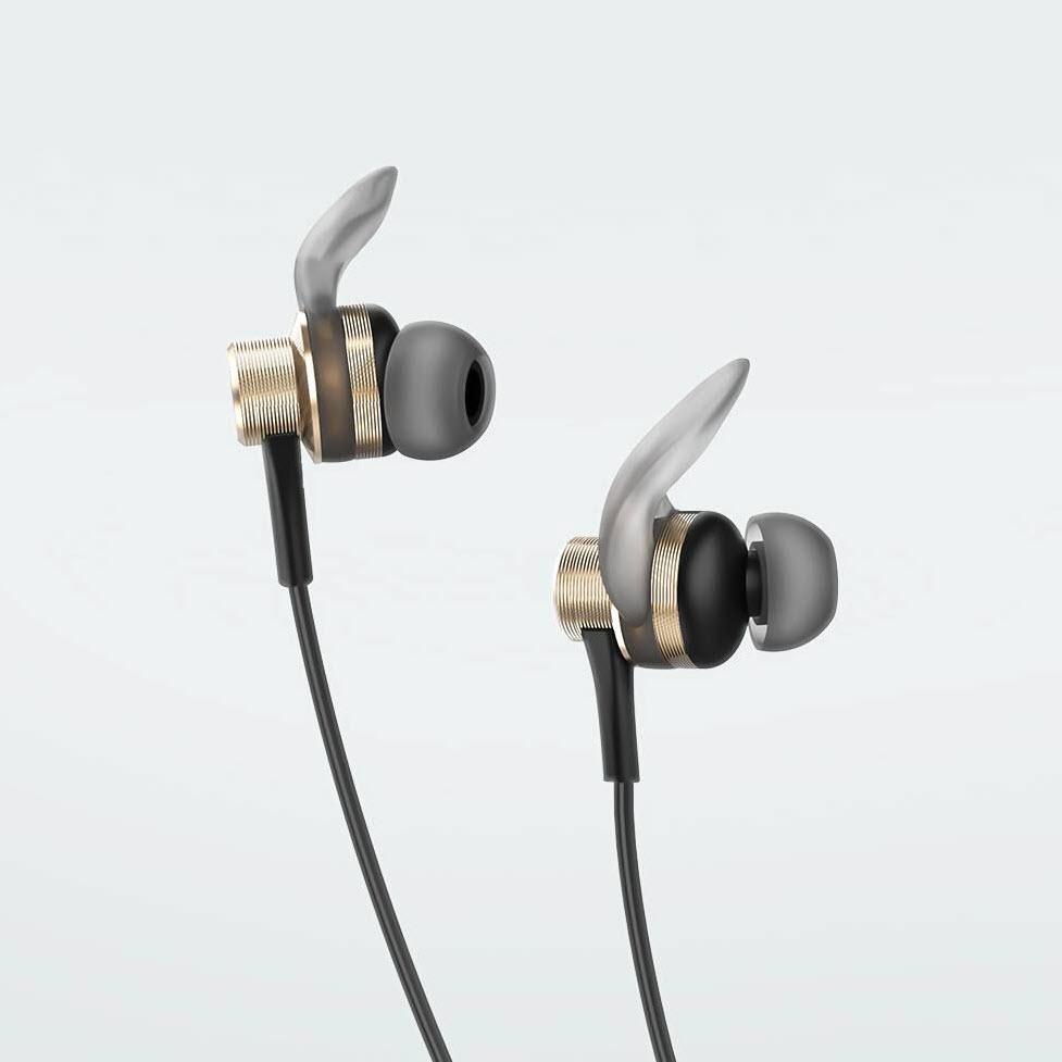 Rock Space Muvia H2 Magnetic Bluetooth Earphones (1)