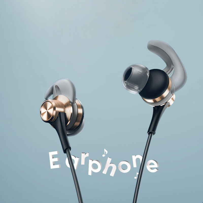 Rock Space Muvia H2 Magnetic Bluetooth Earphones (3)