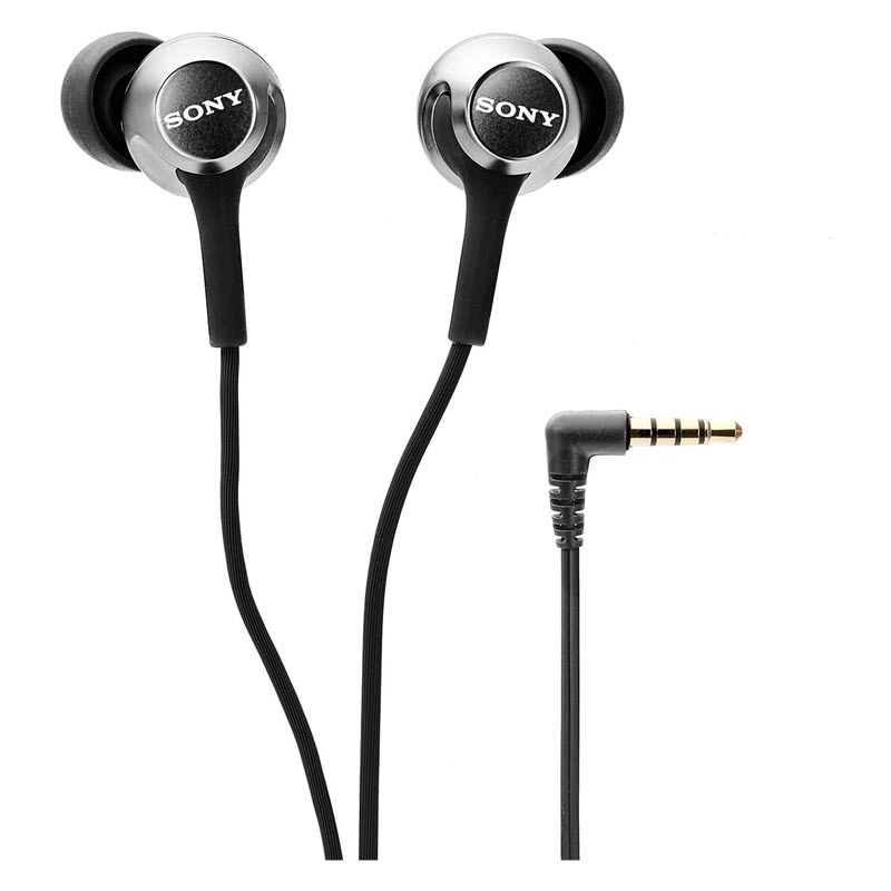Sony Mdr Ex255ap In Ear Headphones With Mic (1)