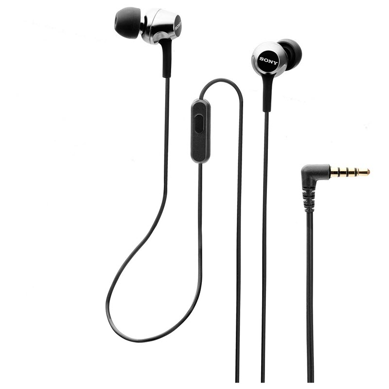 Sony Mdr Ex255ap In Ear Headphones With Mic (6)
