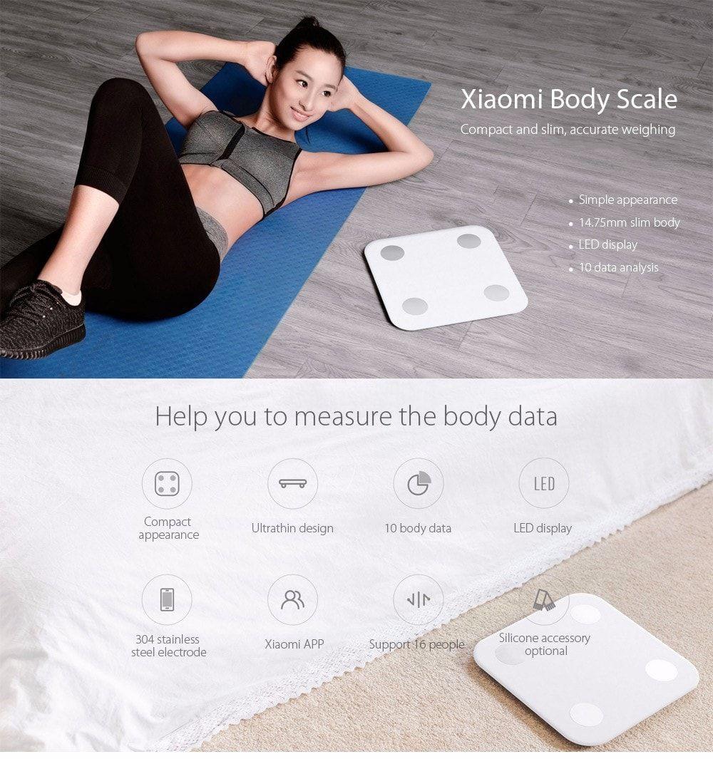 Xiaomi Mi Bodyfat Scale (1)