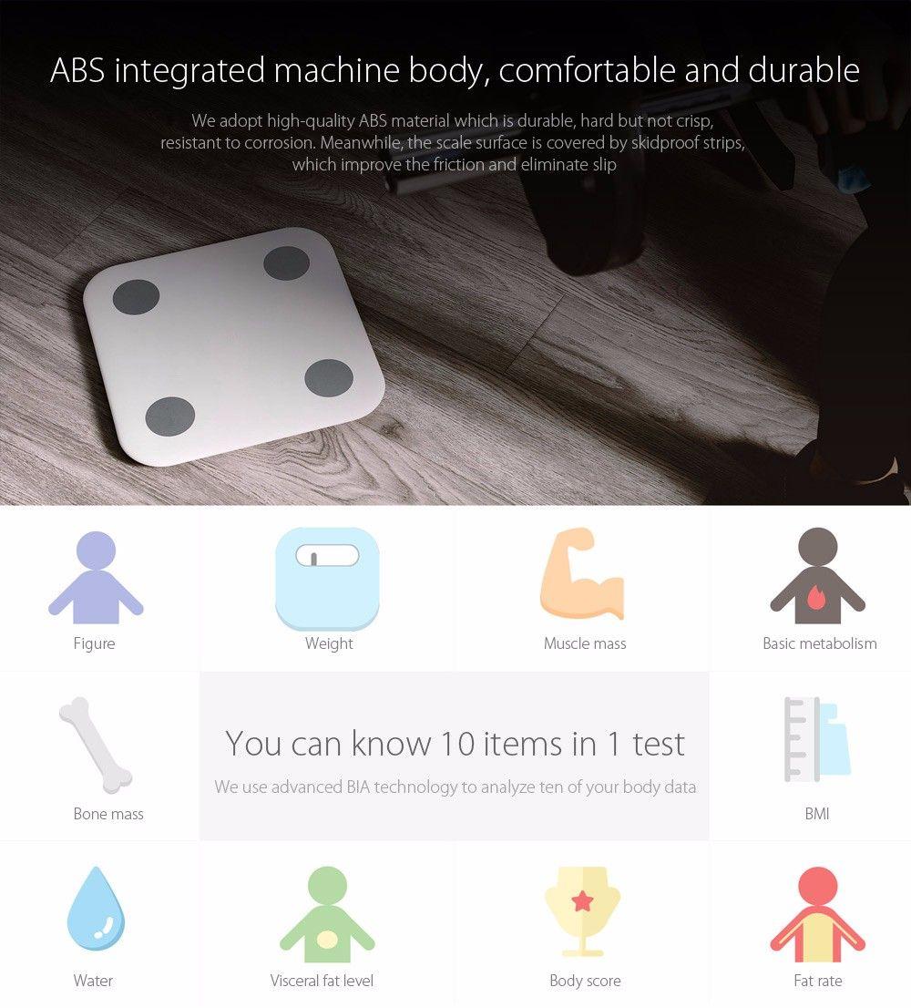 Xiaomi Mi Bodyfat Scale (2)