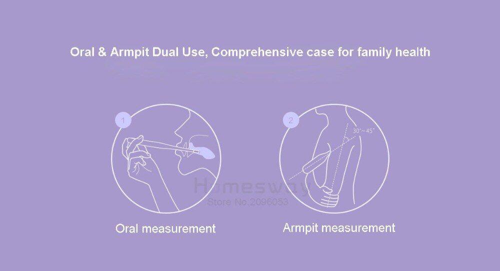 Xiaomi Miaomiaoce Digital Medical Thermometer (3)